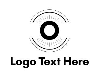 Lettermark - Vision O Lettermark logo design