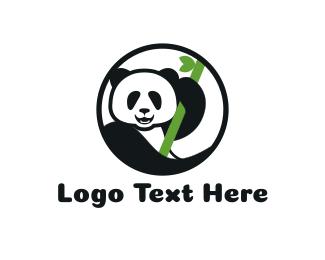 """Panda & Bamboo"" by neostudio"