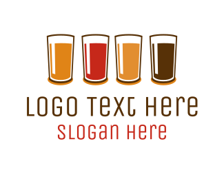 Ale - Craft Brews logo design