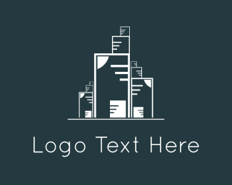 Urban - White City logo design
