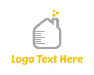 Pharmacist - Chemical House logo design
