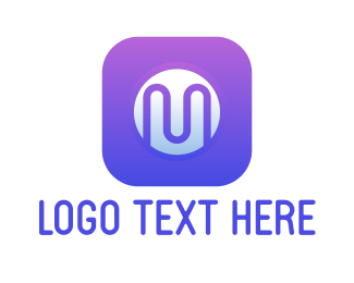 """Violet M App"" by eightyLOGOS"