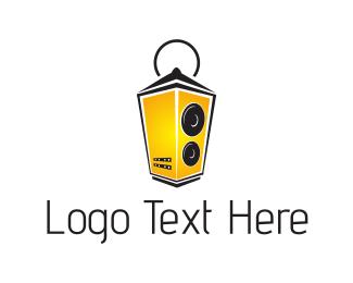 Lantern - Music Lantern logo design