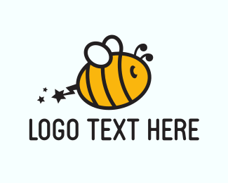 Sustainability - Electric Bee logo design