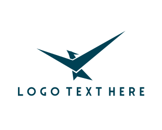 Pigeon - Bird Mark logo design