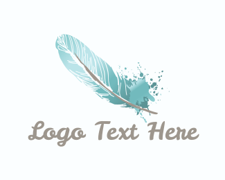 Education - Quill Ink logo design