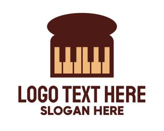 Piano Loaf Logo