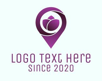 Spot - Lotus Point  logo design