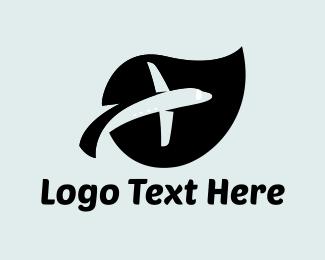 Jet Leaf Logo