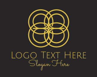Legal - Line Circles logo design