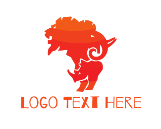 Tourism - African Safari logo design