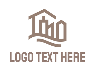 Skyscraper - Abstract City logo design
