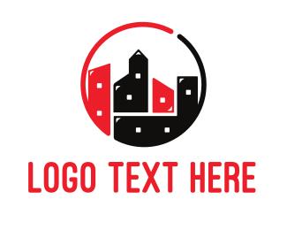Mortgage Broker - Modular City logo design