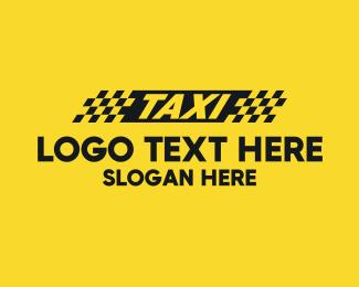 Cab - Taxi Cab logo design