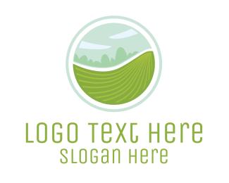 Panama - Agriculture Circle logo design