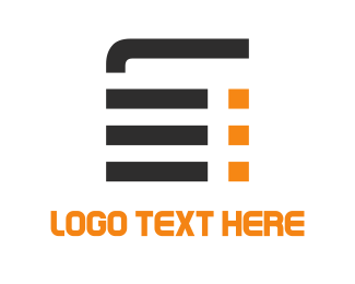 Checkbox - Orange Checkbox logo design