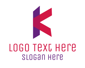Beauty Product - Sharp K logo design