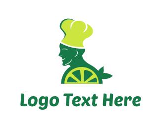Cuisine - Lemon Chef logo design