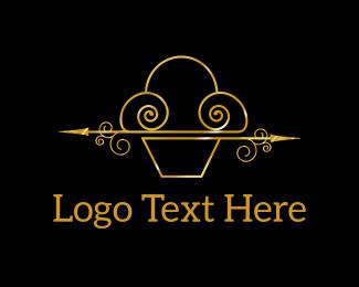 Luxury - Luxury Cupcakes logo design