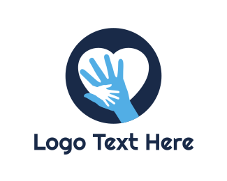 Parenting - Motherly Love logo design
