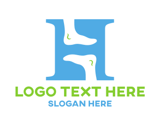 Foot - Foot Care logo design