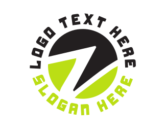 """Circle Letter Z"" by LogoBrainstorm"