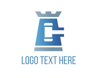 Firm - Law Tower logo design