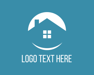 Happy - Happy House logo design