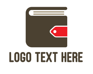 Grocery - Wallet Tag logo design