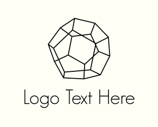 Jewelery - Geometry & Lines logo design