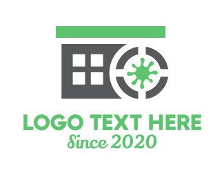 Dirty - Mold Removal logo design
