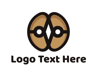 Seed - Coffee Beans logo design