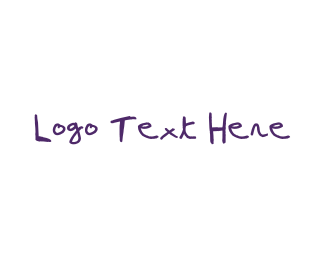 Wordmark - Kid Wordmark logo design