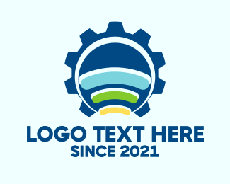 Workshop - Industrial Signal logo design