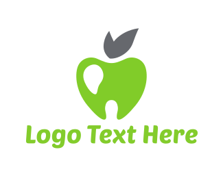 Tooth Apple Logo