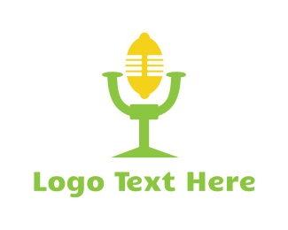 Lemonade - Lemon Talk logo design