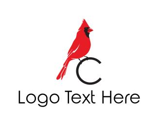 Cardinal - Cardinal C logo design