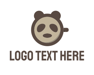 Restaurant - Panda Coffee logo design