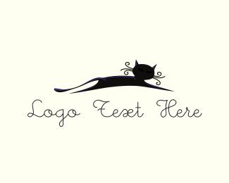 Forum - Black Kitten logo design