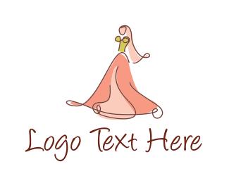 Beautiful - Dress Boutique logo design
