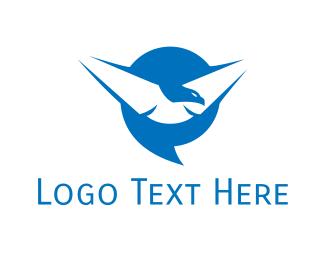 Tortoise - Marine Animals logo design