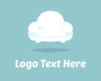 Sofa - Cloud Sofa logo design