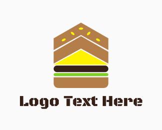 Snack - Sergeant Burger logo design