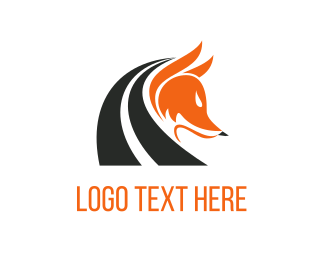 Tourism - Fox Road logo design