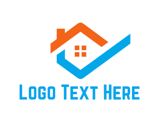 Good - Hexagonal House logo design