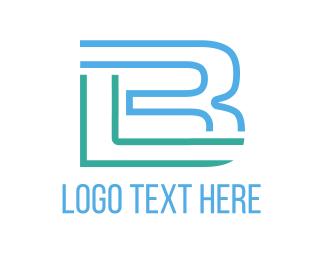 Outlines - L & B logo design