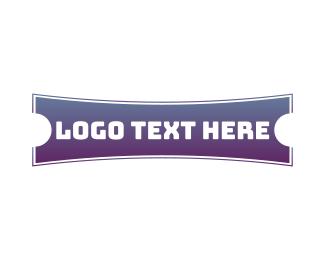 Steakhouse - Gradient Western Banner logo design
