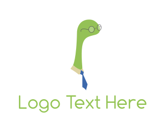 Monster - Nerd Monster logo design