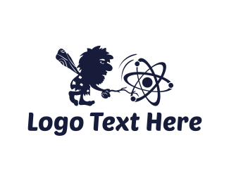 History - Primitive Science logo design