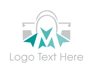 Purchase - Click Bag logo design